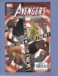 Avengers Initiative #27 VF Taskmaster