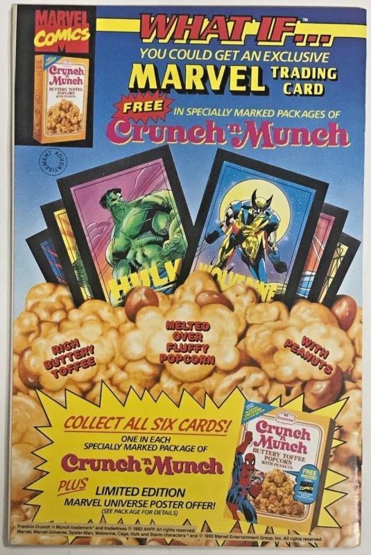 WEB OF SPIDER-MAN#100 VF/NM 1993 MARVEL COMICS