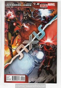 AXIS (2014 MARVEL) #2 NM