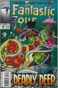Fantastic Four #385