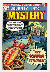 Journey into Mystery (1972 2nd series) #7 VF/NM