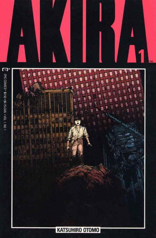 Akira #1 VF; Epic | save on shipping - details inside