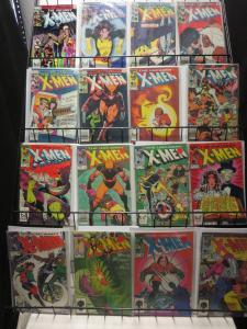 Uncanny X-Men 231-240 Lot Set Run Vf-Nm Very Fine-Near Mint Marvel Comics