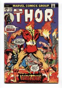 Thor #225 1974- comic book - MARVEL- 1st appearance of FIRELORD