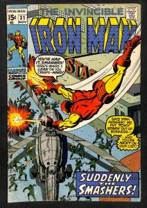Iron Man #31 (1970)