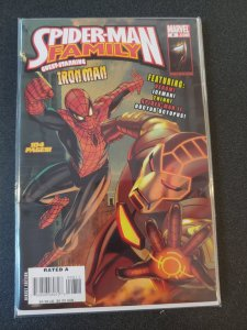 SPIDER-MAN FAMILY #8 104 PAGES IRON MAN