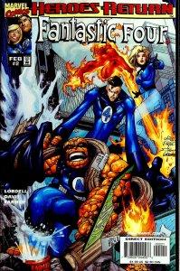 Fantastic Four #2 (2005)