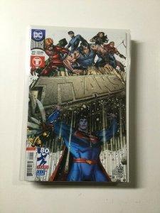 Titans 22 Variant Near Mint DC Comics HPA
