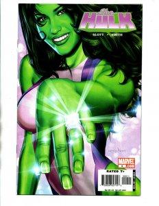 She-Hulk #9 - Slott - 2005 - (-NM)