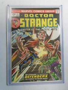 Doctor Strange #2 (1974 2nd Series) 7.0 FN/VF