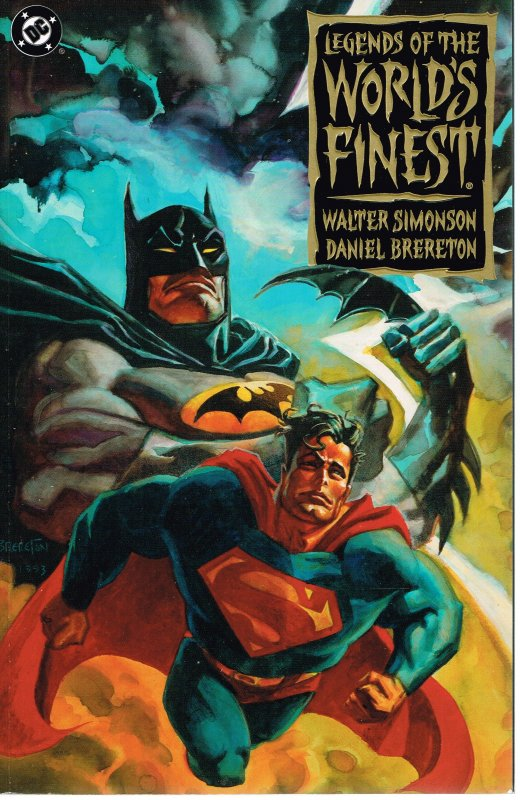 Legends of the World's Finest  Book 1