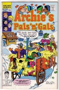 Archie's Pals 'n' Gals   #205 FN