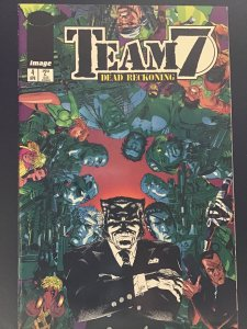 Team 7: Dead Reckoning #4 (1996)