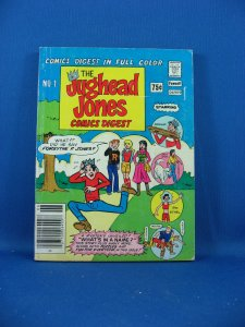 JUGHEAD JONES DIGEST 1 VG Fine Neal Adams 1977