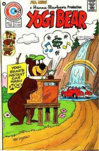 Yogi Bear (Charlton) #24 VG; Charlton | low grade comic - save on shipping - det