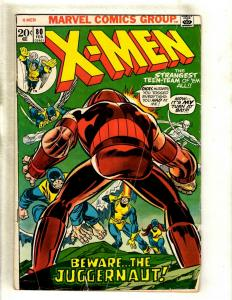 Uncanny X-Men # 80 VG/FN Marvel Comic Book Sabretooth Wolverine Cyclops HY1