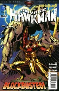 Savage Hawkman, The #20 VF/NM; DC | save on shipping - details inside
