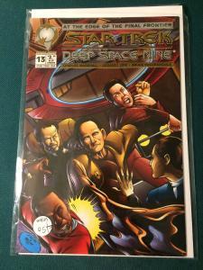 Star Trek Deep Space Nine #13 Malibu Comics