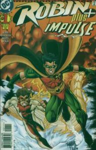 Robin (1993 series) Plus #1, NM (Stock photo)