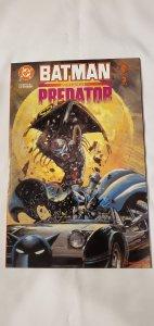 Batman Versus Predator #3 (1991 1st Series) NM - Deluxe Edition