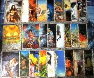Heavy Metal Desk Diary 1999: Countdown to 2000 Corben, Manara, Sorayama++++
