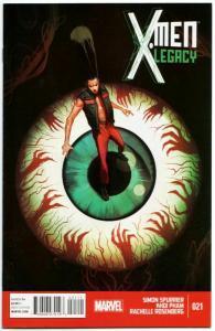 X-Men Legacy #21 (Marvel, 2014) VF