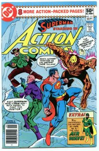 Action Comics 511 Sep 1980 NM- (9.2)