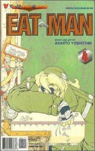 Eat-Man #4 VF/NM; Viz   save on shipping - details inside