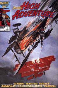 Amazing High Adventure #5 VF; Marvel | save on shipping - details inside