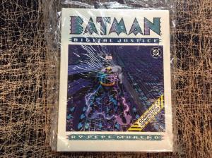 Batman Digital Justice DC Comics HARDCOVER Graphic Nov. Comic Book CG SEALED S79