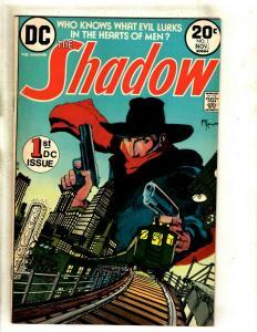 The Shadow # 1 VF DC Comic Book M Kaluta Vigilante Super-Hero RS1
