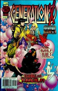 Generation X #18 (1996)
