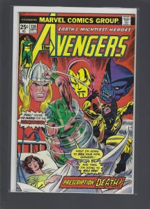 The Avengers #139 (1975)