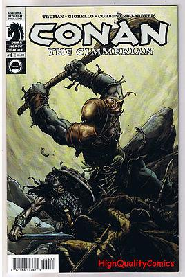 CONAN the CIMMERIAN #4, NM, Richard Corben, Frank Cho, 2008, more in our store