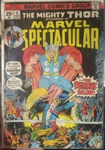Marvel Spectacular #9 (1974)