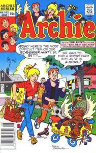 Archie Comics #357, NM- (Stock photo)