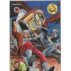1993 Valiant Era ETERNAL WARRIOR #3 - Card #107