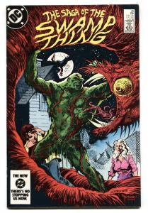 Swamp Thing #26 comic book 1984 Alan Moore issue