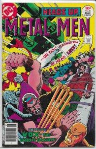 Metal Men   vol. 1   #51 GD/VG