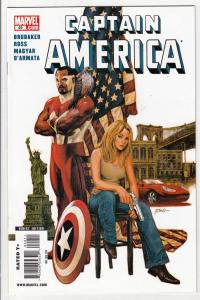 Captain America #49 (Jun-09) NM+ Super-High-Grade Captain America aka Bucky B...