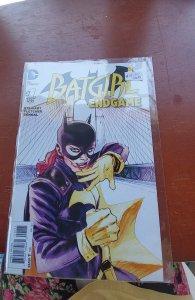 Batgirl: Endgame #1 (2015)