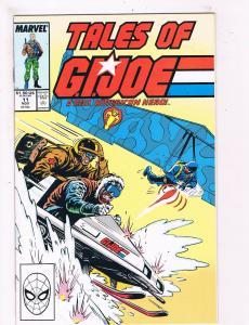 Tales Of G.I. Joe # 11 VF/NM Marvel Comic Books Snake Eyes Storm Shadow WOW SW11