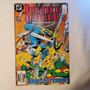 Justice League America 14 Very Fine/Near Mint Writen by J.M. DeMatteis