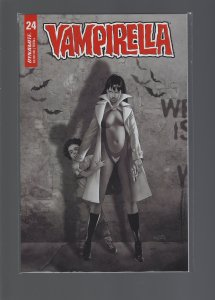 Vampirella #24 Variant Incentive G
