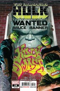 Immortal Hulk #28 (Marvel, 2020) NM