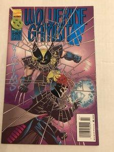 WOLVERINE / GAMBIT Victims #2 : Marvel 1995 NM-; Newsstand Variant, Tim Sale art