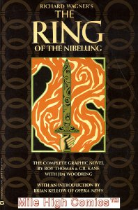 RING OF THE NIBELUNG TPB (WARNER) (1991 Series) #1 Near Mint