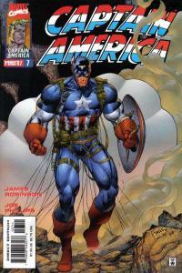 Captain America (1996 series) #7, NM (Stock photo)