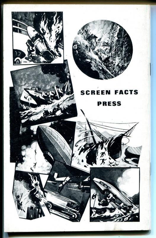 Great Serial Ads 1965-movie poster art-Flash Gordon-Zorro-Dick Tracy-FN