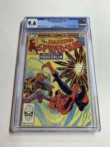 Amazing Spider-man 239 Cgc 9.6 White Pagess 2nd Hobgoblin Marvel Bronze Age
